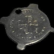 Vintage Flat Pocket Screwdriver 4 Way Made in USA