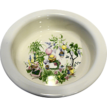 Royal Kent England Bone China Mouse Party Childs Bowl