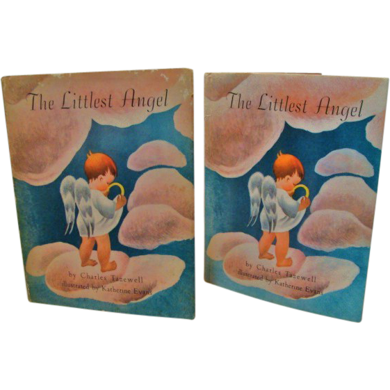 "1946: First Edition,"" The Littlest  Angel "" by  Charles Tazewell"