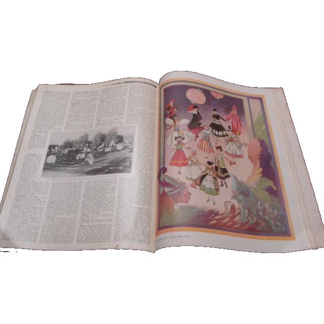 """1922: """" Home Arts & Entertainment """" Publication"""