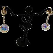 1960's : Vendome Disco Ball Earrings
