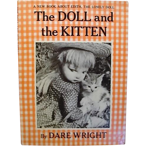 "1960: First Edition "" The Doll and the Kitten """