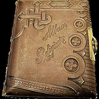 Victorian: Reliquary Album