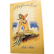 """1930's - 1940's : Complte Set of """"  Pin Up """" Postcards by Jusmet Jolie"""