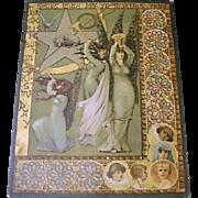 1818: Louis Prang Prize Christmas Card