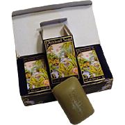 Carbtree & Evelyn Patchouli Soaps