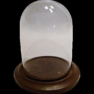 Miniature Glass Display Dome