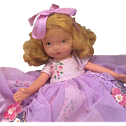 MIB Nancy Ann Storybook Doll Princess Rosanie