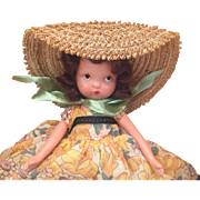 MIB Nancy Ann Storybook Doll Southern Belle