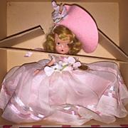 Bisque Nancy Ann Sundays Child Doll In Box
