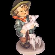 Hummel Shepherd's Boy Figurine TMK 2 Full Bee