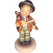 Hummel Little Fiddler Figurine TMK 2 Full Bee