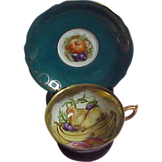 Royal Sealy China Cup and Saucer, Made in Japan, circa 1950-60