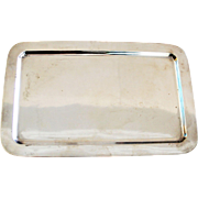 Vintage Tiffany and Co Sterling Silver Dresser Vanity Tray