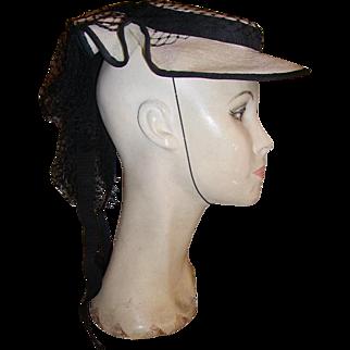 Vintage 1930's-40's G. Howard Hodge Ladies Hat Millinery Creators Guild
