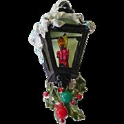 Castlecliff Lantern Brooch