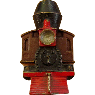 Door Knocker Puffer Belly Train Steam Engine