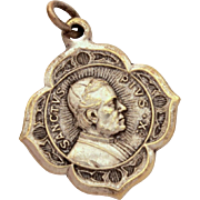 Pope Pius X Catholic Medal Confraternity of Christian Doctrine, Roman Catholic Medal
