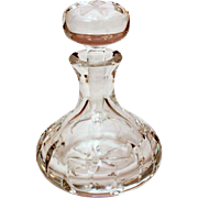 Waterford Marquis Crystal Perfume Bottle with Long Dauber