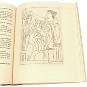 Lysistrata Pablo Picasso Illustrator, Greek Comedy Play Aristophanes, 1962 Heritage Press in Slip Case