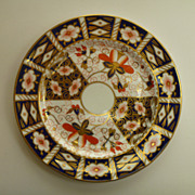 Luncheon plate, Royal Crown Derby