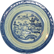 Chinese Canton Diner Plate