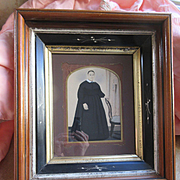 Victorian 19th Century Framed Portrait