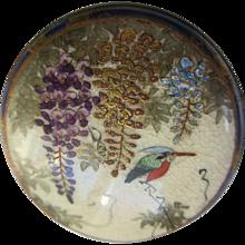 Antique Satsuma Buckle