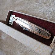 Older Vintage J& CN Co Pocket Watch Gold Fill