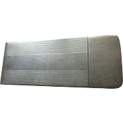 Tiffany & Co Sterling Money Clip