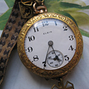 Elgin Wrist watch in Gold fill    TLC