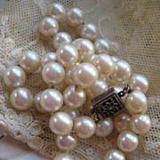 16'' Cultured Pearl Necklace
