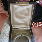 Howard Pocket Watch Box