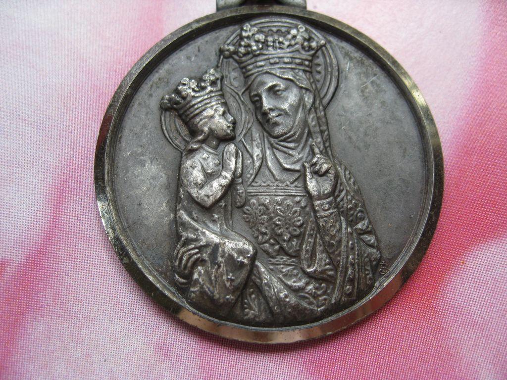 St. Anne De Beaupre Basilica   Medal - Pendant