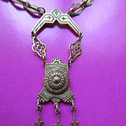 Victorian Revival 1930s Necklace