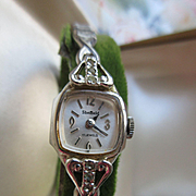 Vintage 17 Jewel Sheffield Ladies Wrist Watch