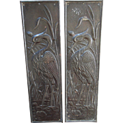 Victorian Aesthetic Period Metal Panels