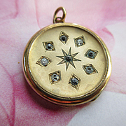Antique Paste Locket
