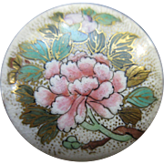 Japanese Satsuma Button