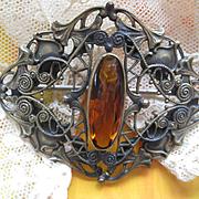 Victorian circa 1900 Sash Pin