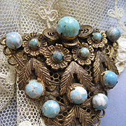Deco 20s 30s Dress Clip