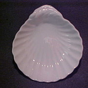 Spode Bone China Shell Dish