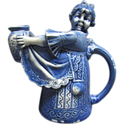 Schafer and Vater Figural Pitcher Creamer