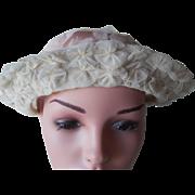 Vintage 1910-1920 Wedding Veil Headpiece