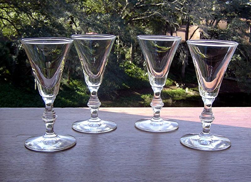 Double Wall Liquor/Cordial Glasses