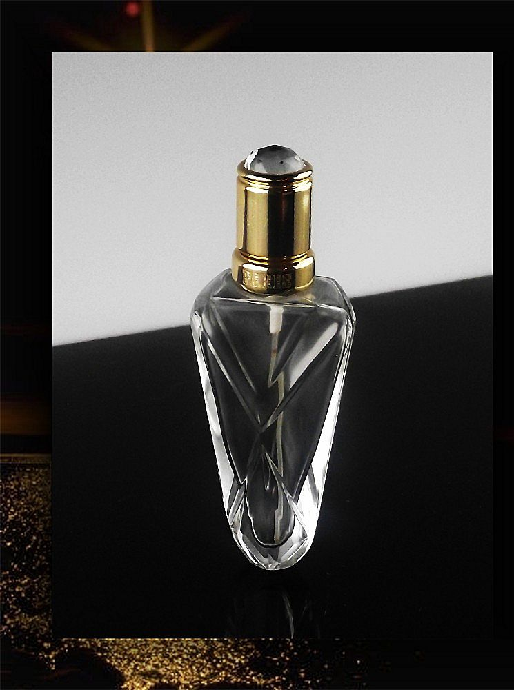 Award Winning Ysatis Perfume Bottle ca 1984