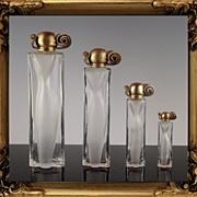 Set of Givenchy's Organza Bottles