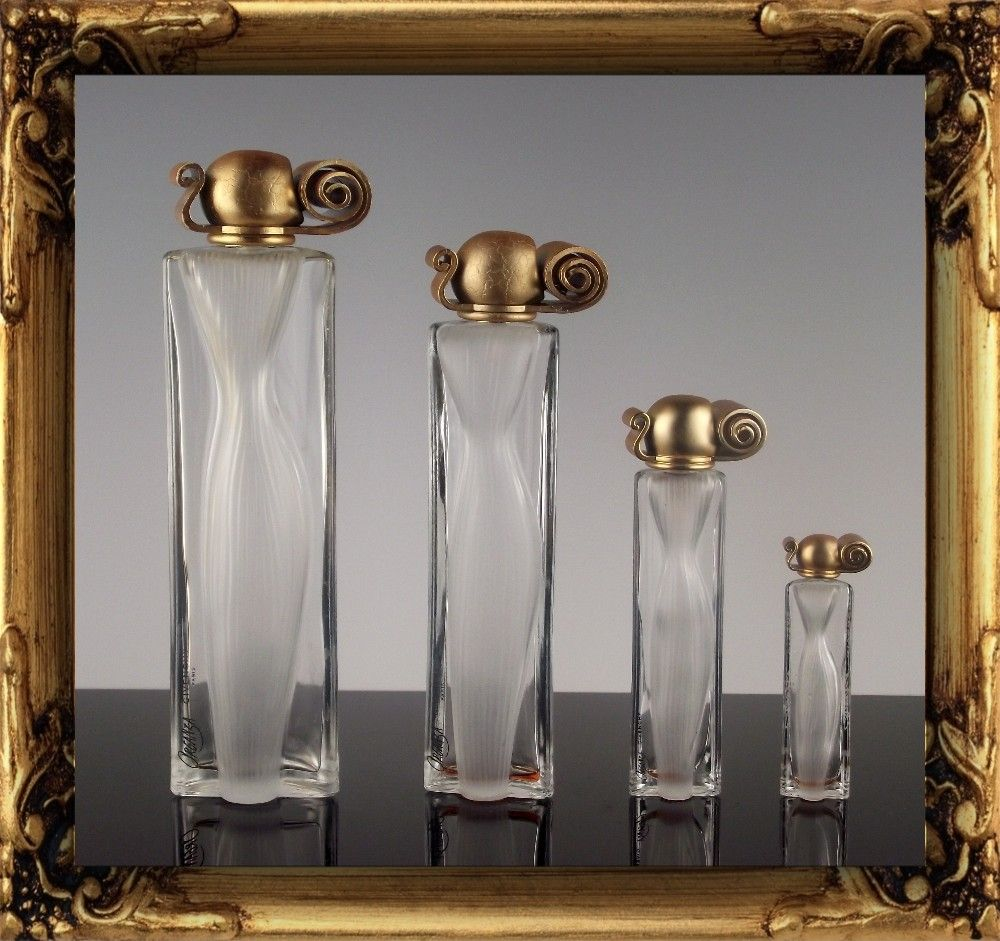 Set of Givenchy's Organza Bottles