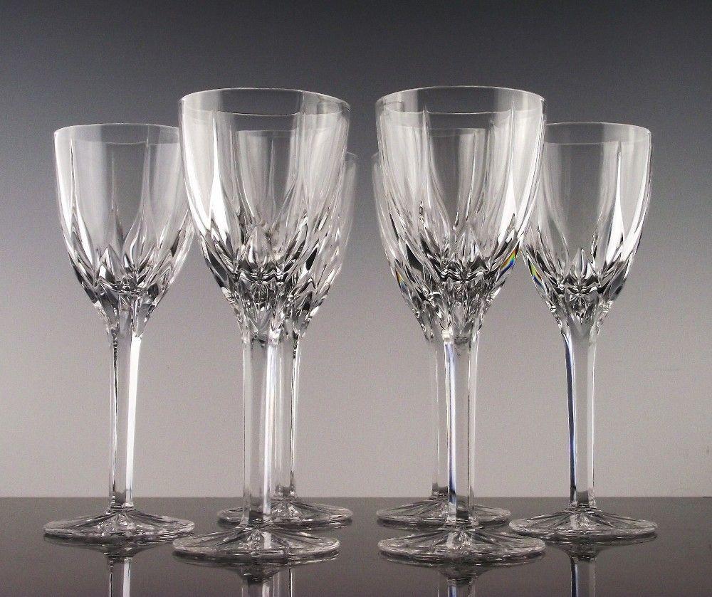 Apollo Wine Glasses by Mikasa Crystal