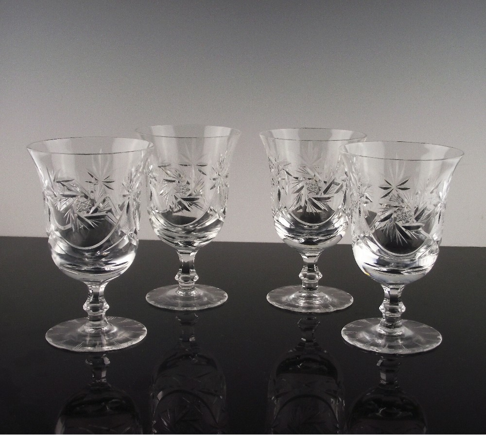 ElegantWine Glasses in Cruiser Line
